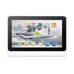 10.1 بوصة True Flat Industrial PDA Android 4GB ROM 2GB ذاكرة الوصول العشوائي Android PC AiO للسيارة الوسائط المتعددة GPS