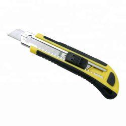 Couteau à utilisation intensive industrielle Cutter rétractable