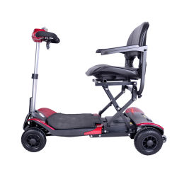 Automatischer im Freienarbeitsweg, der elektrischen Mobilitäts-Roller faltet