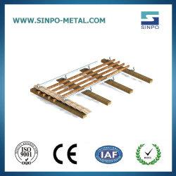 China Mosaico grossista de fábrica Teto Solar estruturas de montagem de Produtos para Sistemas de Energia Solar dos suportes do Sistema de Energia Solar
