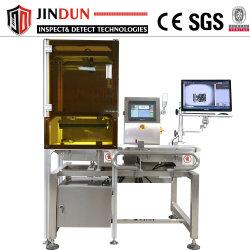 目視検差を用いる包装の印刷のカートンボックス本重量を量る機械