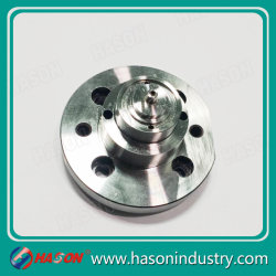 Piezas de mecanizado CNC de la base de la válvula de carrete&los componentes del molde cavidad