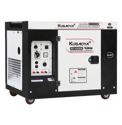 10kW 디젤 발전기 사일런트 이동식 디젤 발전기(판매용