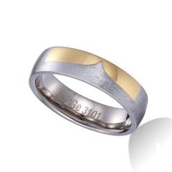 [ستينلسّ ستيل] تكعيبيّ زركونيوم مفتوح زوج سيادات حلق مقعّرة [كز] متأخّر [ودّينغ رينغ] تصاميم