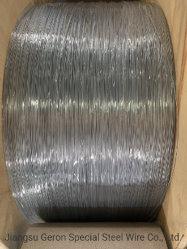 Filo in acciaio zincato a caldo DIP ad alta resistenza e duttilità
