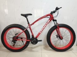 26 Size Fat Tire Mountain Bicycle met 4.0 Tyre Bike