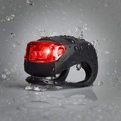 Linli شعار رخيصة مطبوع عليها أضواء الدراجة الكهربائية الترويجية، سيليكون المطاط ضوء الدراجة، بييكليتس