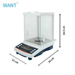Wt-CH 200g/1mg balança analítica de Laboratório de Alta Precisão Balança electrónica