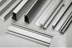 Poignée de porte armoire de cuisine G forme poignée longue Rack Profil en aluminium pour le mobilier 6063 profils extrudés en aluminium