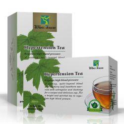 Chá do cuidado de saúde chinês 100% Herb chá bom efeito sobre Hipertensão Natural Green Chá pressão arterial reduzir o chá