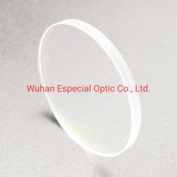 Vidro óptico personalizado de alta precisão janela CaF2
