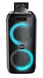 2020 신제품, 아름다운 조명 판매 챔피언 듀얼 8인치 서클 LED 조명 전용 PA 무선 Bluetooth 인기 있는 야외 스피커 RGB LED 조명