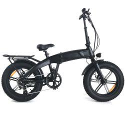 Jd-20A08は20インチの電気自転車Ebikeを折る脂肪質のタイヤの高速を卸し売りする