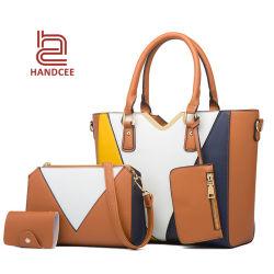 패션 도매 시장 레이디 럭셔리 여성 핸드백 디자이너 브랜드 PU Leather Crossbody Woman Shopping Sling Clutch Female Wallet 숄더 토트백