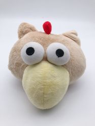 ペットマットペット製品の咀嚼のおもちゃの子供の動物のおもちゃのプラシ天および詰められた綿のおもちゃのための声おもちゃのダンスのおもちゃ