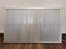Riscaldatore elettrico a parete riscaldatore bagno a infrarossi con cristallo di carbonio