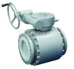 عجلة يدويّة [3بك] كربون أو [ستينلسّ ستيل] يشكّل أو قالب جبس [بلّ فلف] مع نار تصميم آمنة