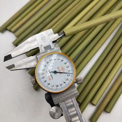 Bambou gravé réutilisables 15mm de la paille pour boire
