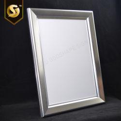 Blocco per grafici Backlit ultra sottile diretto del manifesto della casella chiara del blocco per grafici LED dello schiocco dell'alluminio della fabbrica