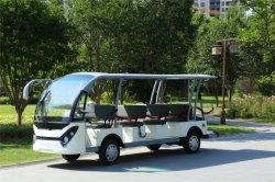 Auto turistica da 14 posti con batteria al litio