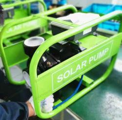 الصين سعر تنافسي عالي الجودة للطاقة الشمسية المياه السطحية مضخة للاستخدام المنزلي