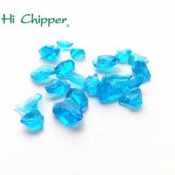 Gebroken heldere en gekleurde Terrazzo Glass Chips