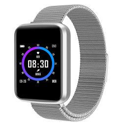 Großhandelsuhr-Qualitäts-Form-Sport-Gesundheit überwacht Produkt Bluetooth Smartwatch Telefon Hl19 Smartwatch für NFC