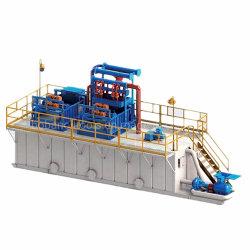 La perforación de yacimientos petrolíferos de un sólido sistema de control Sistema de Reciclaje de barro