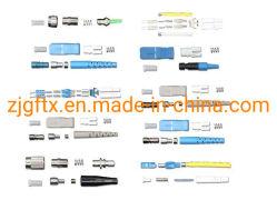 Steckverbindergehäuse-Set, Glasfaser