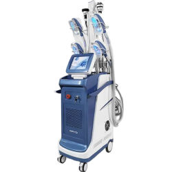 2021 آلة تحديد الجسم Cryo Lipo ليزر 360 العلاج المصغر جهاز محمول لتبريد دهون البرد جهاز التجميل