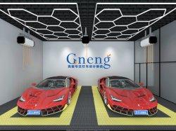 신제품 CRI IP54 차량 워크샵 세부 사항 LED 작동 라이트