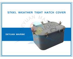 Le couvercle en acier de bateau Marine
