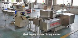 De volledig-Automatische Verpakkende Machines van het Masker OEM/ODM