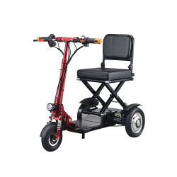 Handicapped를 위한 경량 Electric Motor 3 Wheel Mobility Scooter