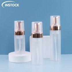 رصد مخصص مضخة الإسفنج 150 مل وجه زجاجة تجميلي اغسل حاوية Soap في برنامج تنظيف التنظيف
