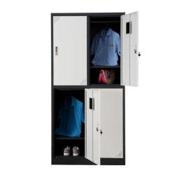 Безопасные стальные школы код блокировки замка шкафчик шкаф металлический 2 ДВЕРИ
