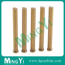 DIN 9861 D pino ejetor reta de nitreto de perfuração