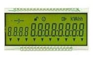 역광선 8X2 전시를 가진 특성 LCD 모듈
