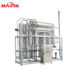 Marya Industrial Water Reverse Osimosis System/ Water Treatment Equipment in Water 治療工場