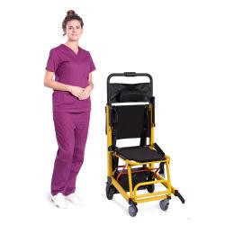 Скб1c10 из нержавеющей стали Flodable ICU лестницы стул носилок