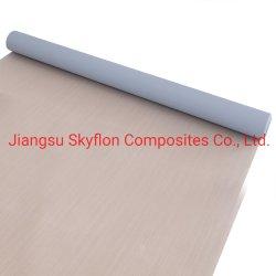 Isolamento termico un tessuto di vetro rivestito laterale di PTFE