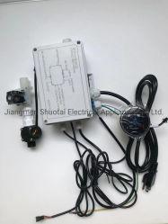 220V 電気制御ボックス、ブラック・タッチ・パネル