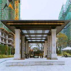 Yixing Evergrande Jun Rui Fu-Factory personalizado de Aço Inoxidável pavilhão ao ar livre