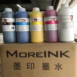 Moreink DTF Ink for A3 Film Printer Transfer Machine حبر نقل صبغي قائم على الماء لإبسون DTF