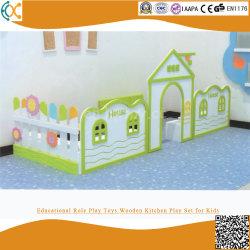 Pädagogische Rolle spielen Spielzeug hölzerne Küche Spiel-Set für Kinder