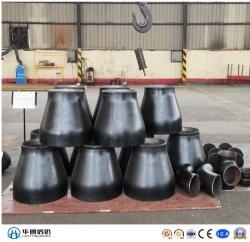 管付属品ANSI Sch80のステンレス鋼SS316の炭素鋼の同心の風変りな減力剤