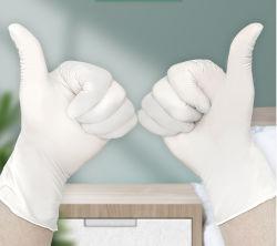 فحص طبي / غير طبي غير معقم الفحص الطبي المعقم الجراحي اللاتيكس/النتريل /فينيل غالحب مسحوق خالٍ من مسحوق إدارة الغذاء والدواء معتمد من قبل