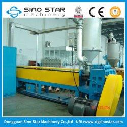 Cable de la extrusora de extrusión Extrusión haciendo el equipo de la máquina para línea de producción