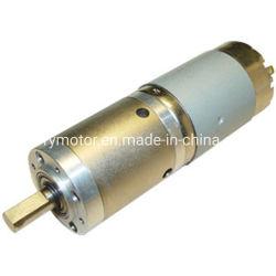 전기 커튼을%s PMDC 행성 기어 모터