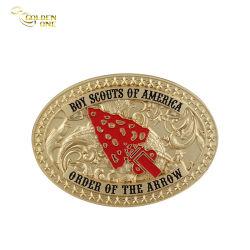 أكسسوارات الموضة بالجملة شعار التصميم المخصص هدية هدية هدية هدية هدية ثلاثية الأبعاد حزام الأمان المعدني العسكري